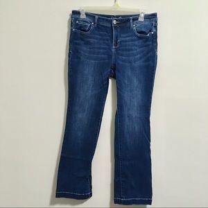 2/$20 INC Boot Leg Reg Fit Jeans 12